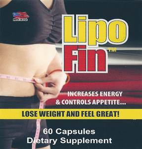 Lipo-Fin Product Label