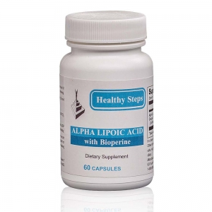 Alpha Lipoic Acid Front