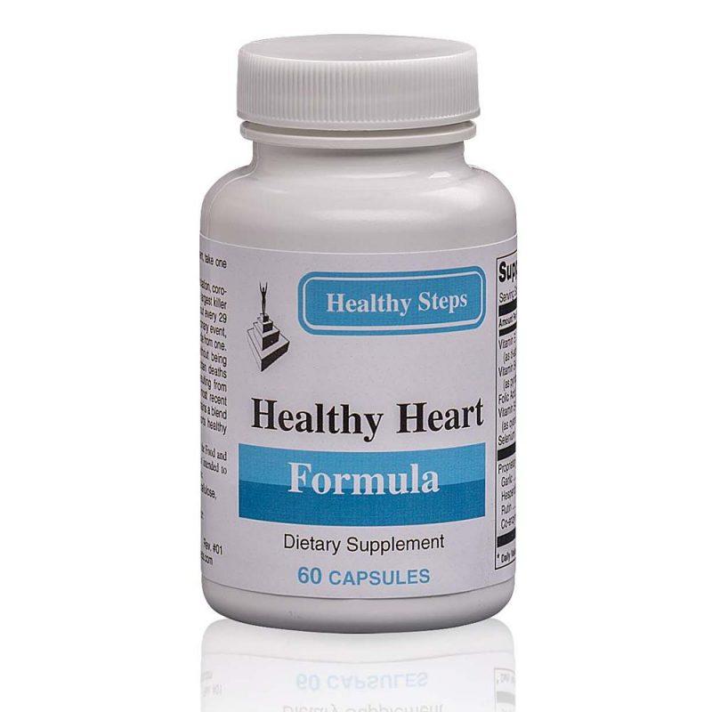Healthy Heart Formula Front
