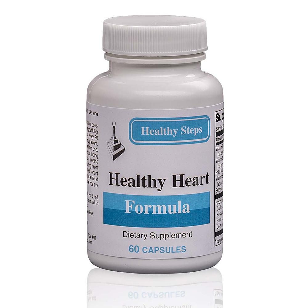 Healthy Heart Formula Front