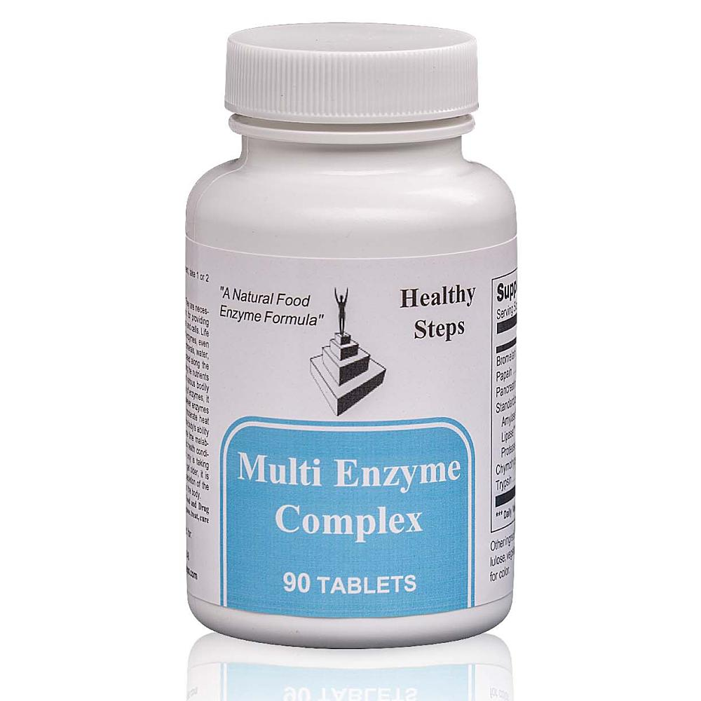 Multi Enzyme Complex Front
