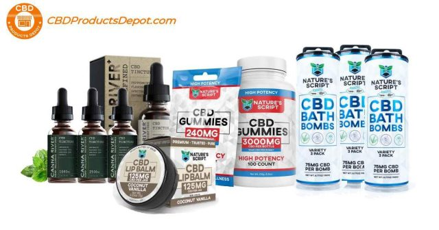 CBD Products Depot