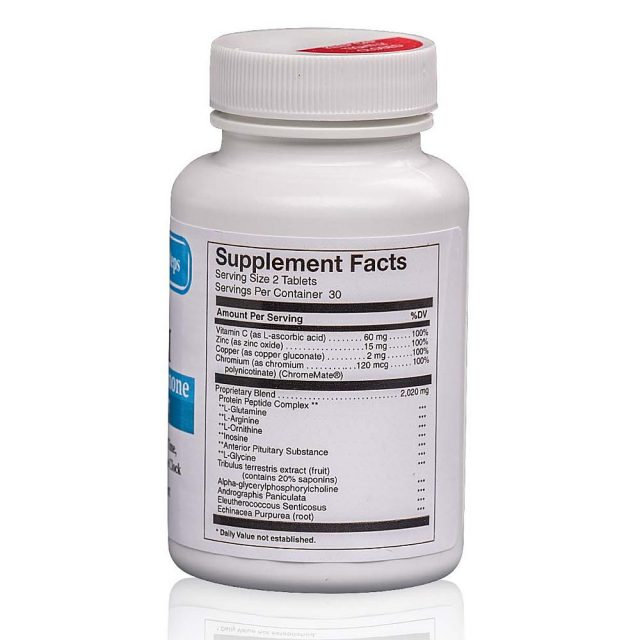 HGH Activator Back