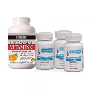Immune System Booster Pack