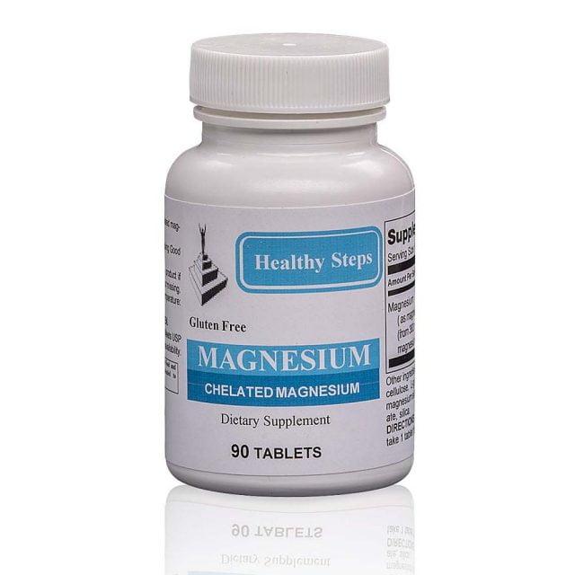 Magnesium Front